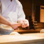 【画像】美大学生「大理石で寿司作ったから見て!」