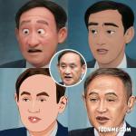 【朗報】顔写真をピクサー&ジブリ風に加工するアプリ、スゴすぎる