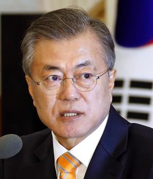 【速報】ムン大統領、終わる••• 日韓断交へ