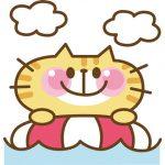 【動画あり】猫さん、飼い主と湯船に浸かってしまうwwwwwwww