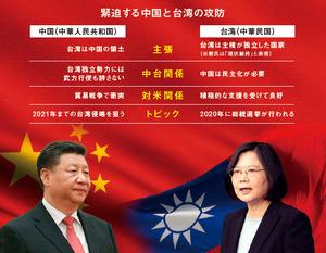 【いよいよ!】台湾「中国が謝っても許さないよ?」長距離弾道ミサイル大量生産開始!!! 国連非加盟で核弾頭も搭載し放題でヤバいwwwwww