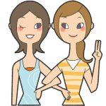 【画像あり】陰キャは右の女の子を選んでしまう写真はコチラwwwwwwww