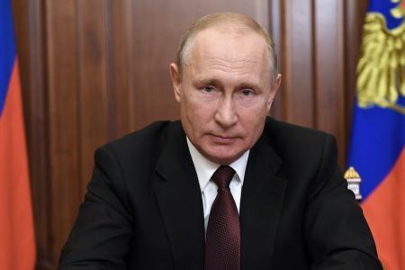 【朗報】プーチン大統領、バイデンを「体に気を付けてほしい。健康を願う」と気遣う