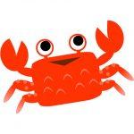 【画像あり】なんか蟹のガチャガチャあったから買ってきた!!!