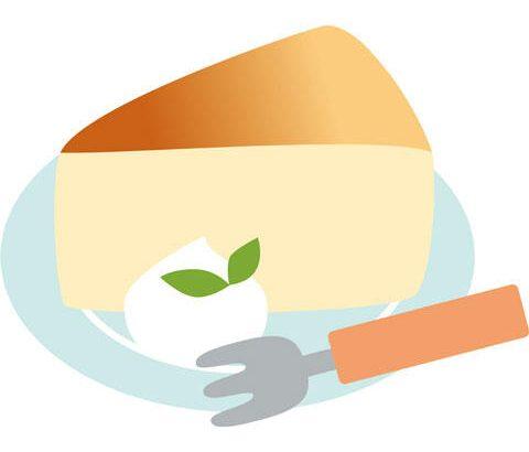【画像あり】イライラしてきた、チーズケーキ食べる!😡
